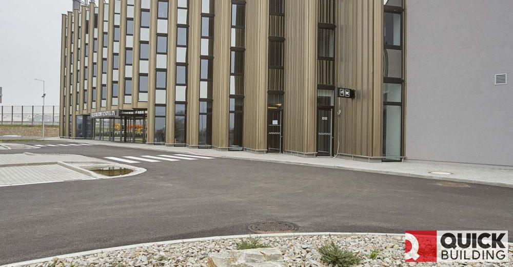 Hotel D1, Ostrovačice