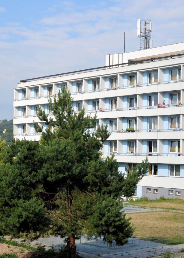 Vysokoškolské koleje Vinařská MUNI