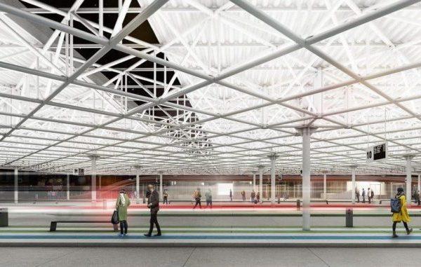 Spolupracujeme na modernizaci autobusového nádraží Zvonařka vBrně